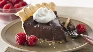 chocolate pie recipes bettycrocker