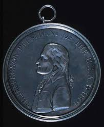 from token to ornament indian peace medals and the mckenney