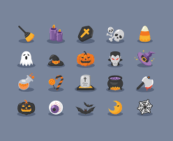 Halloween Graphic Design by Free Halloween Icons Iconstore
