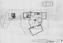 alvar aalto floor plans villa kokkonen finnish architecture navigator