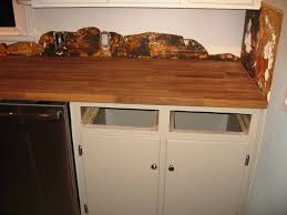 How To Install Butcher Block Countertops by How To Install Butcher Block Countertops Triangle Honeymoon