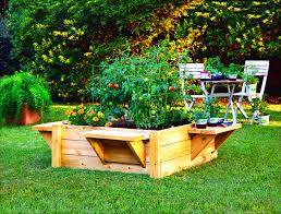 How To Build A Raised Garden Bed Cheap Cheap Raised Garden Beds Archives Dugas Landscape
