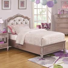 diamond tufted headboard twin size bed and diamond tufted headboard by coaster wolf and