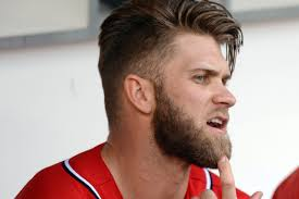 how to do bryce harper haircut u2013 trendy hairstyles in the usa