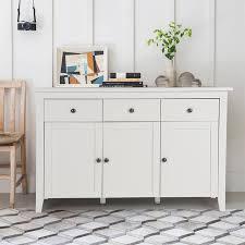 mobili per sala da pranzo aingoo grande spazio bianco moderno e minimalista credenza