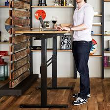 Best Sit To Stand Desk by The Best Standing Desks For Every Budget Business Insider