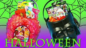 candy bags halloween halloween surprise toys u0026 candy candy buckets trick or treat