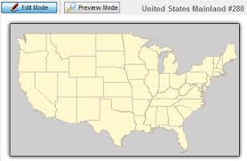 interactive map of the us map editing software interface imapbuilder software
