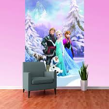 bedroom wall mural wall disney frozen anna elsa olaf sven bedroom mural wallpaper wall wall disney frozen anna elsa olaf sven bedroom mural wallpaper wall