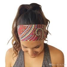 bohemian hair accessories women bohemian hair band wash the make up hair