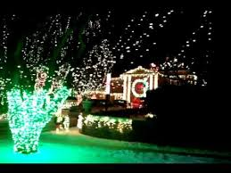 christmas light displays in michigan grosse pointe christmas lights youtube