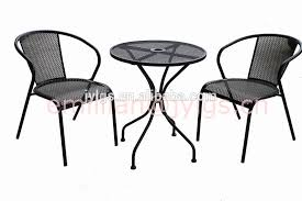 Black Metal Bistro Table Adorable Black Metal Bistro Table Shop Outdoor Bistro Table