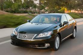 lexus vs toyota quality lexus announces the 2011 es 350 road reality