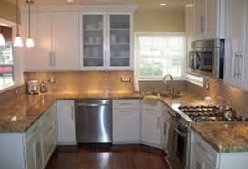 Kitchen Cabinet Doors With Glass Fronts by Glass Kitchen Cabinet Doors Menards Tehranway Decoration