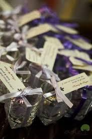 purple wedding favors hershey wedding favors