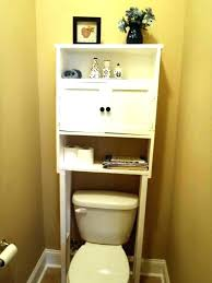 shelf above bathroom sink shelves above toilet ideas over the toilet storage with clear glass