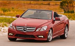 2011 mercedes benz e class e350 e550 cabriolet u2013 review u2013 car