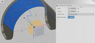 solved project coil a sketch around a curved surface autodesk
