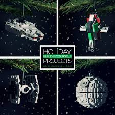 Christmas Tree Decorations To Make Out Of Paper How To Build Star Wars Christmas Tree Ornaments Out Of Legos