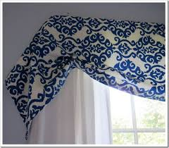 Valances Window Treatments Patterns How To Make A No Sew Window Treatment In My Own Style
