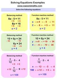solving linear equations worksheets pdf equation math and algebra