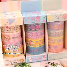 Decorative Scotch Tape Aliexpress Com Buy 4pcs Lot Kawaii Cute Little Twin Stars