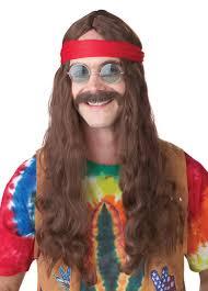 Hippie Halloween Costumes Adults 1960s Hippie Costumes Men Size Costume Craze