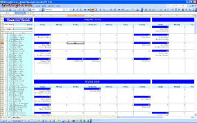 Excel Monthly Calendar Template Free Excel Calendar Template Calendar Template Excel