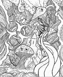 17 images of trippy coloring pages to print coloring page trippy