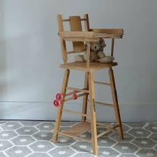 chaise haute poup e lignedebrocante chaise haute bois poupee 2016 78 as 3 min jpg
