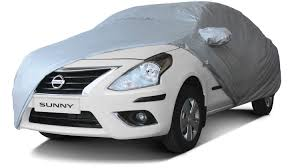 silver nissan car car accessories nissan sunny nissan india