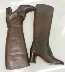 Images of Christian Louboutin Brown Boots