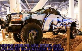 dodge baja truck pickuptruck com sema 2007 mopar performance introduces two