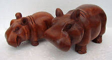 ornaments figurines hippopotamus collectables ebay