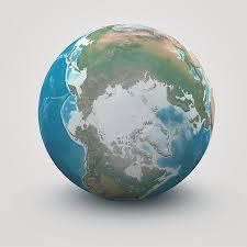 globe earth maps planet earth realistic 3d world globe by giallo 3docean