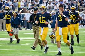 Armchair Quarterback Game Michigan Must Look At Other Quarterback Options Armchair All