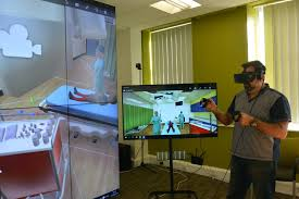 vr is revolutionizing trauma training at children u0027s hospital los