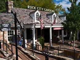 Rock City Gardens Rock City