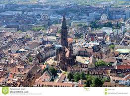 Germany Map Freiburg by Architecture Minster Church In Freiburg Germany Royalty Free