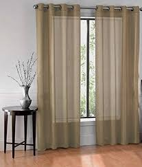 Grommet Curtains 63 Length Grommet Drapes Amazon Com