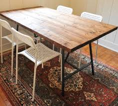 Dining Room Table Styles Reclaimed Wood Bar Height Table Style Reclaimed Wood Bar Height
