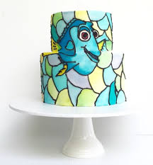 tutorial finding dory cake queen fine foods