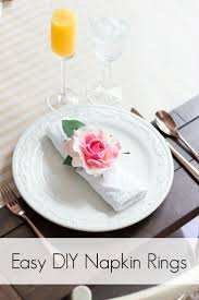 napkin ring ideas 607 best tablescapes napkin rings images on napkin