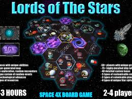 lords of the stars board game indiegogo