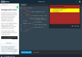 code academy html u0026 css overview u2013 lewys jones portfolio