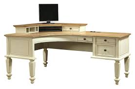 Modern L Shape Desk by Desk L Shaped Desk With Hutch Walmart Bush Fairview Antique