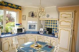 cuisine provencale couleur peinture cuisine provencale idée de modèle de cuisine