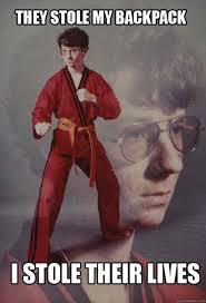 Karate Kyle Meme - karate kyle know your meme