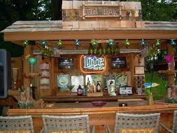 Backyard Bar Ideas Outdoor Tiki Bar Ideas Backyard Bar For Sale Outdoor Tiki Bar Diy