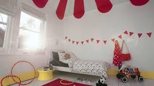 chambre cirque comment créer une chambre cirque pour votre enfant peintures de